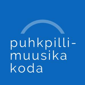 Puhkpillimuusika Koda (logo)