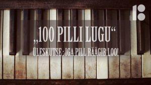 """""""100 pilli lugu"""" logopilt"""