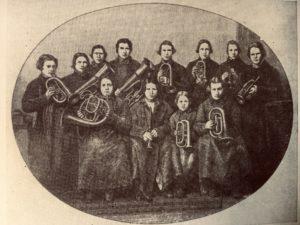 Kärkna pasunakoor, 1871